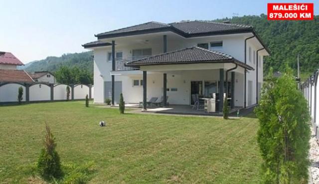 Pogledajte najluksuznije kuće u BiH u kojima živi elita - BIH - hercegovina.info