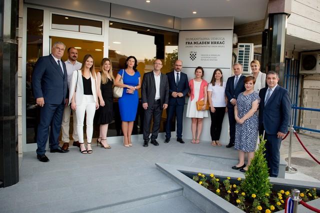 Više od 2200 ljudi dobre volje podržalo rad Udruge i projekt Dom fra Mladen Hrkać