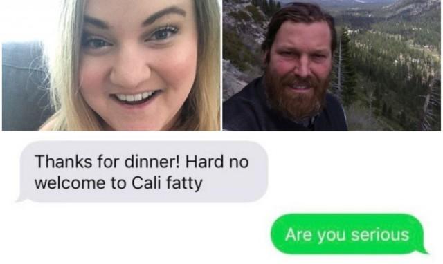 Frajer se na spoju ponio k'o kreten, reagirala i aplikacija na kojoj su se upoznali
